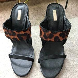 Schutz Leopard Slides